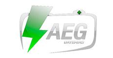 AEG Baterias